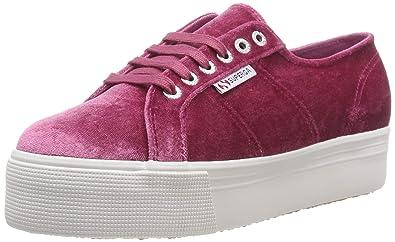 de7dc968087e1 Amazon.com: Superga Women's 2790-velvetchenillew Trainers: Shoes