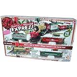 Toystate Santa's Village Express Holiday Christmas Train Set