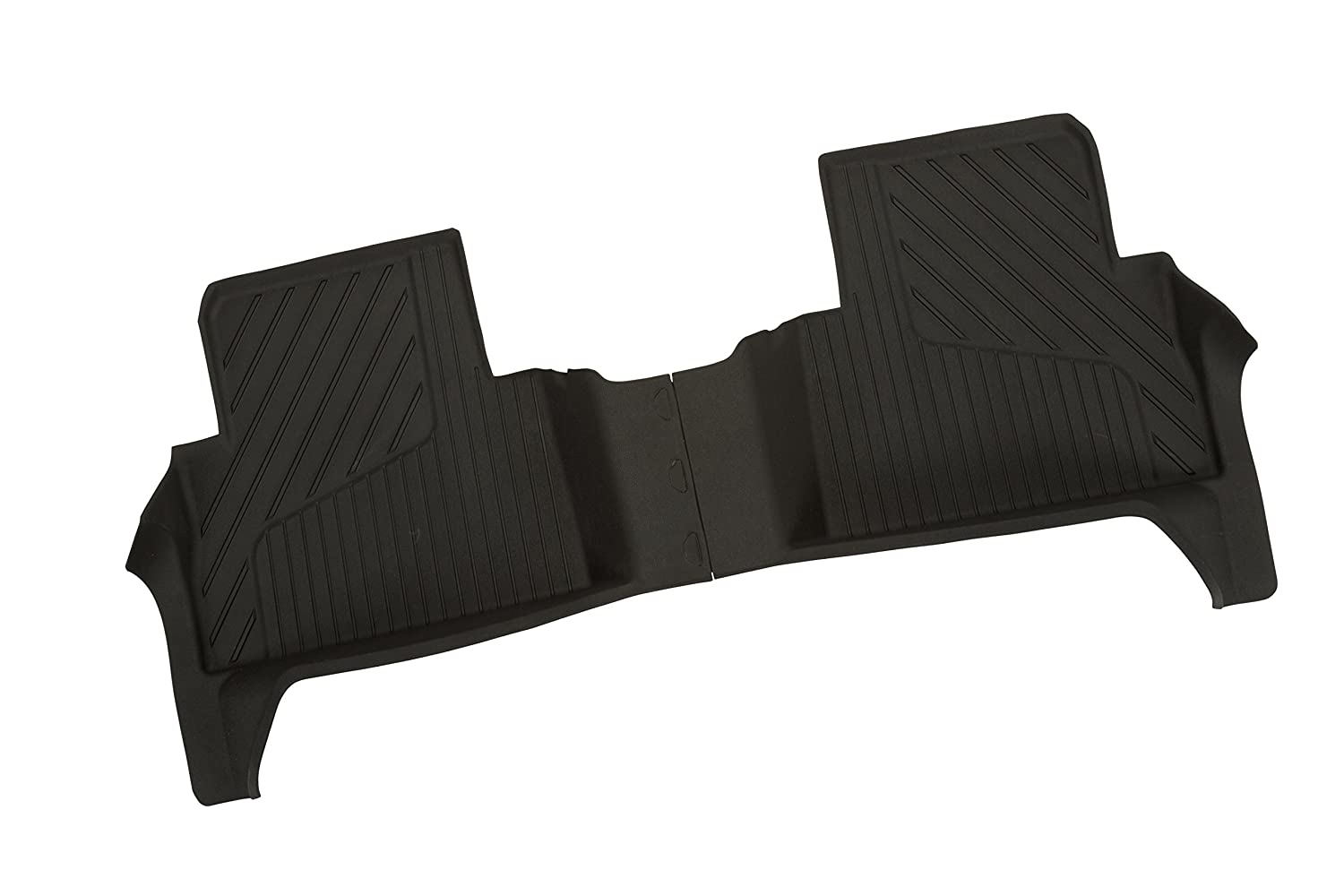 GM Accessories 23381376 Rear Floor Liners in Jet Black