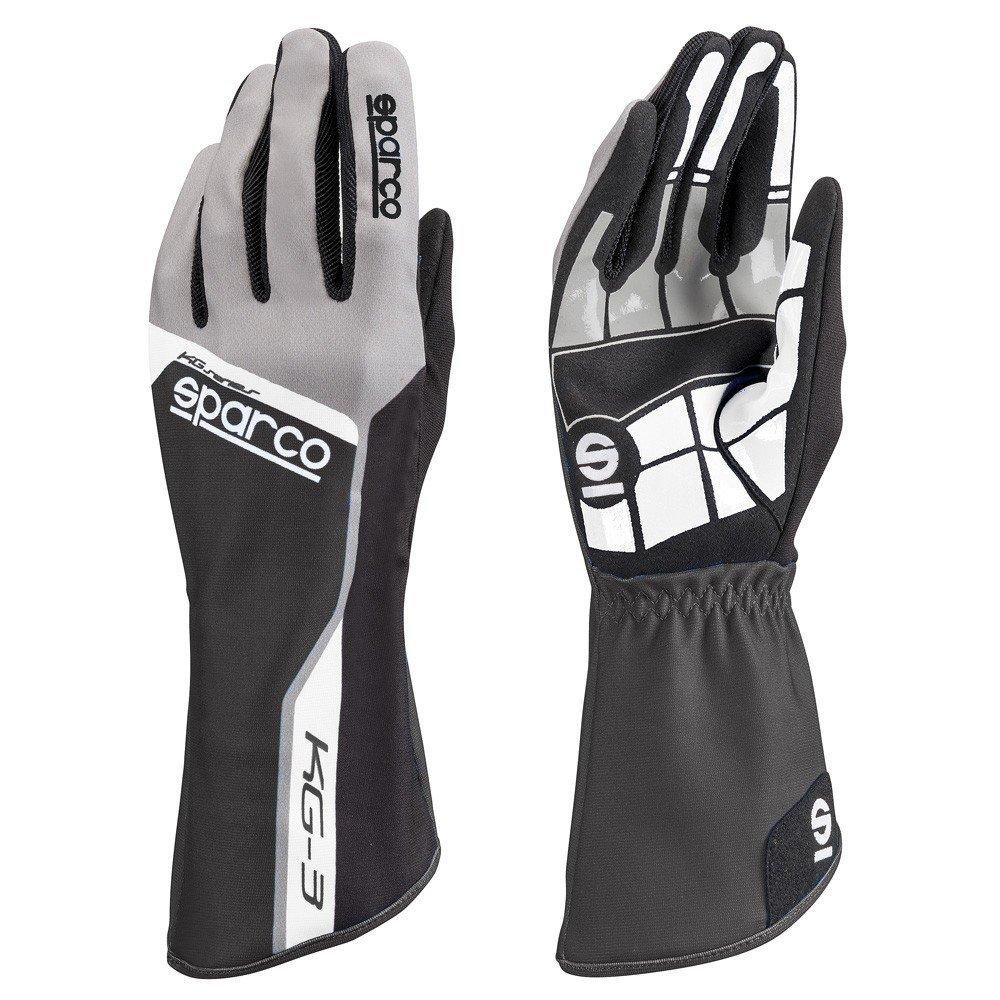 Sparco 00255311NR Handschuhe, Spur 3 kg, Grö ß e 11, Schwarz S00255311NR