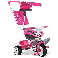 Smoby Triciclo baby balade, color rosa (444207)