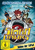 Storm Hawks - Die komplette 1. Staffel [6 DVDs]