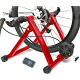 HEALTHLINE Magnetic 8 Varies Resistances Turbo Trainer Stand for Indoor Bicycle Bike