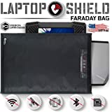 Mission Darkness Non-Window Faraday Bag for Laptops - Device Shielding for Law Enforcement, Military, Executive Privacy, EMP
