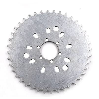JRL Wheel Sprocket 40T 40Tooth Motorized Gas Cycle Bicycle 50cc 60cc 80cc: Automotive [5Bkhe0909493]