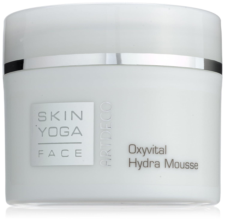 Artdeco Yoga fronte della pelle femme / donna, Oxyvital Hydra Mousse, 1er Pack (1 x 50 ml) 4019674064122