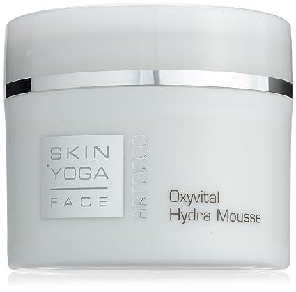 Artdeco femme Face Yoga Piel/mujer, Oxyvital Hydra Mousse, 1er Pack (1 x 50 ml)