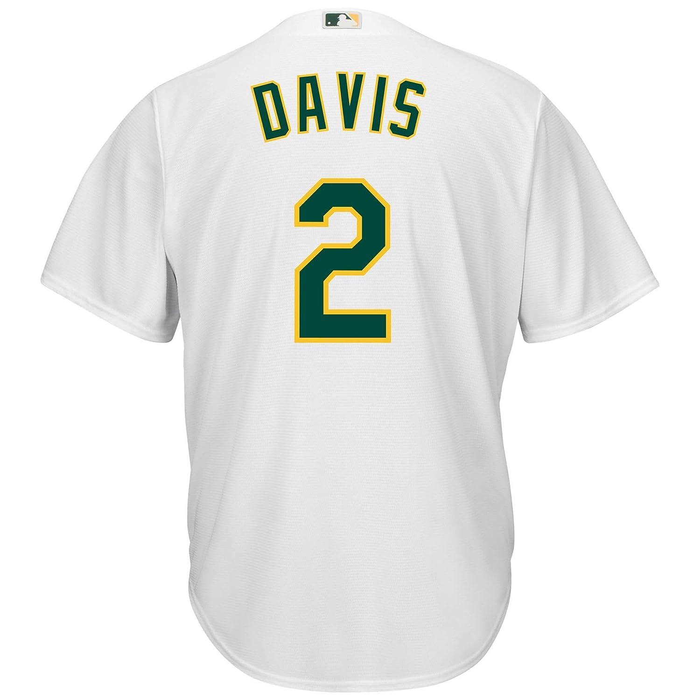 reputable site 8e5fb c60fe Amazon.com: Outerstuff Khris Davis Oakland Athletics #2 ...