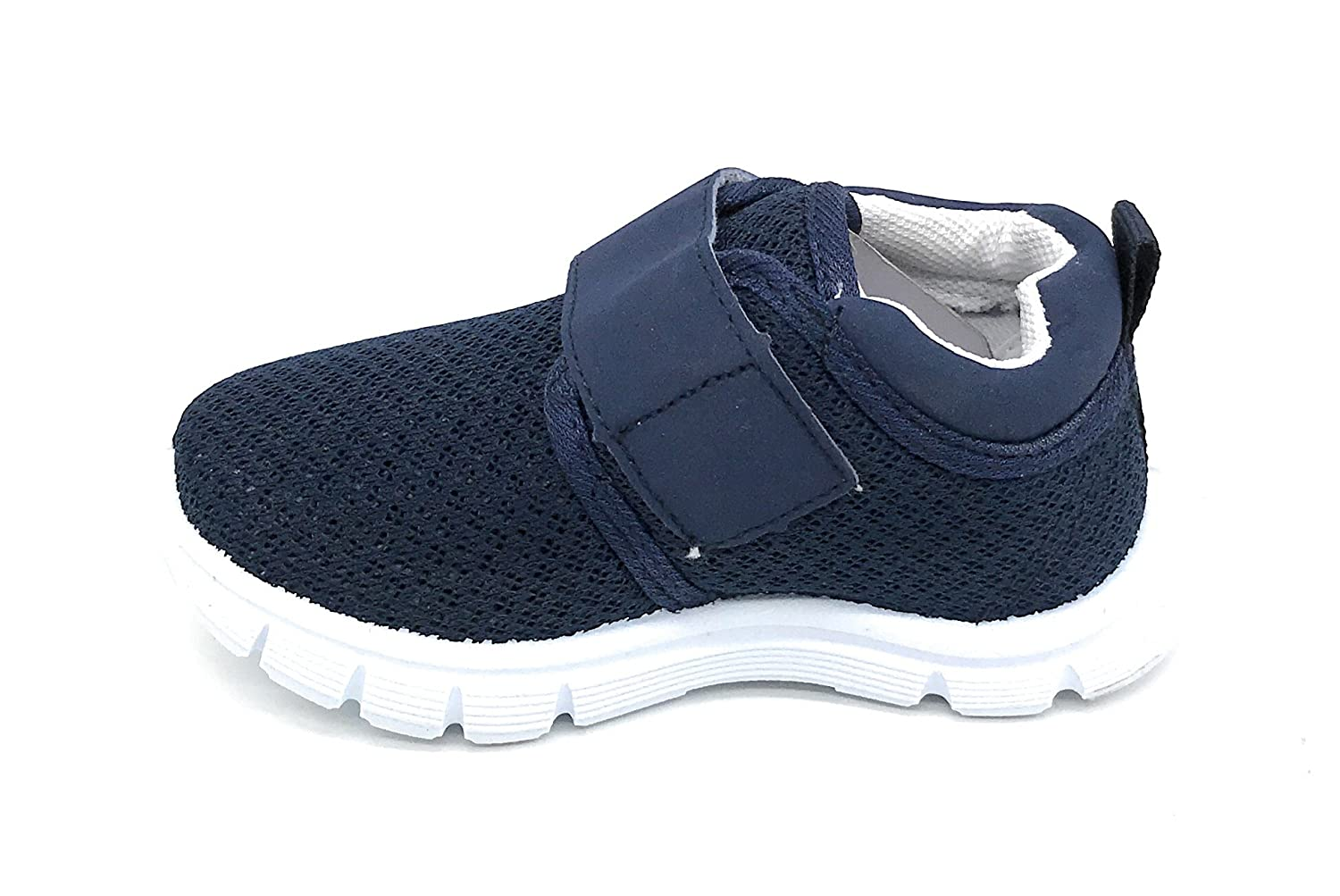 Blue Berry Babys Boys Girls Casual Light Weight Breathable Strap Sneakers Running Shoe