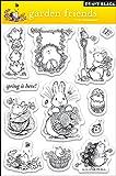 Penny Black Clear Stamp Set, Garden Friends