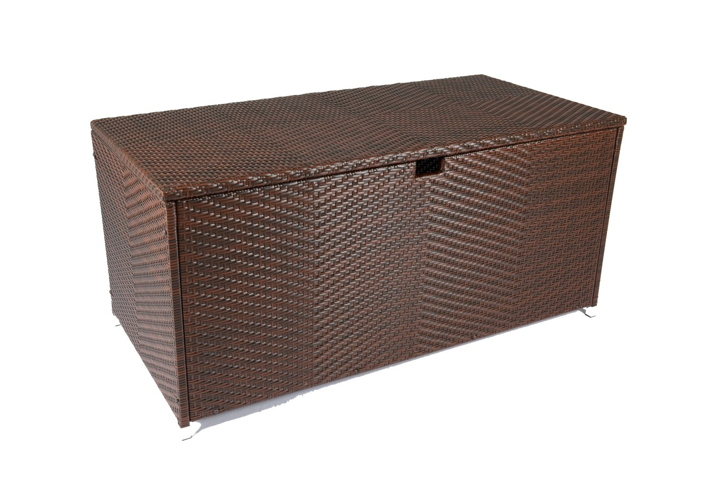 Tortuga Outdoor Sea Pines Storage Box (Large) - Java Wicker