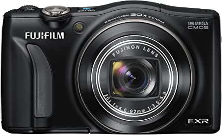 Fujifilm FinePix F750EXR - Cámara Digital (16 MP, Cámara compacta ...