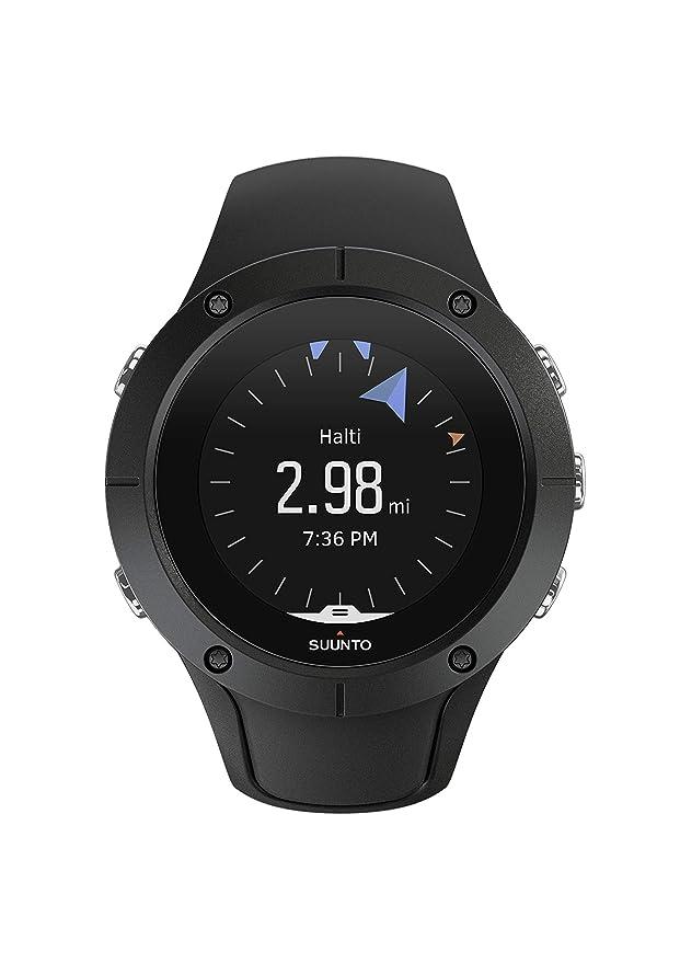Suunto - Spartan Trainer Wrist HR - SS022668000 - Black (Negro ...