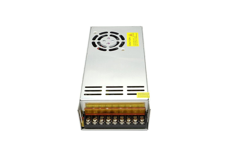 Bo/îtier en Aluminium int/érieur LED Unit/é dalimentation 400W PSU 12V Adaptateur de transformateur pour LED