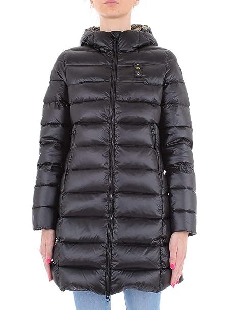 4905860239c Blauer USA - Abrigo - para Mujer Negro Marke Talla M  Amazon.es  Ropa y  accesorios