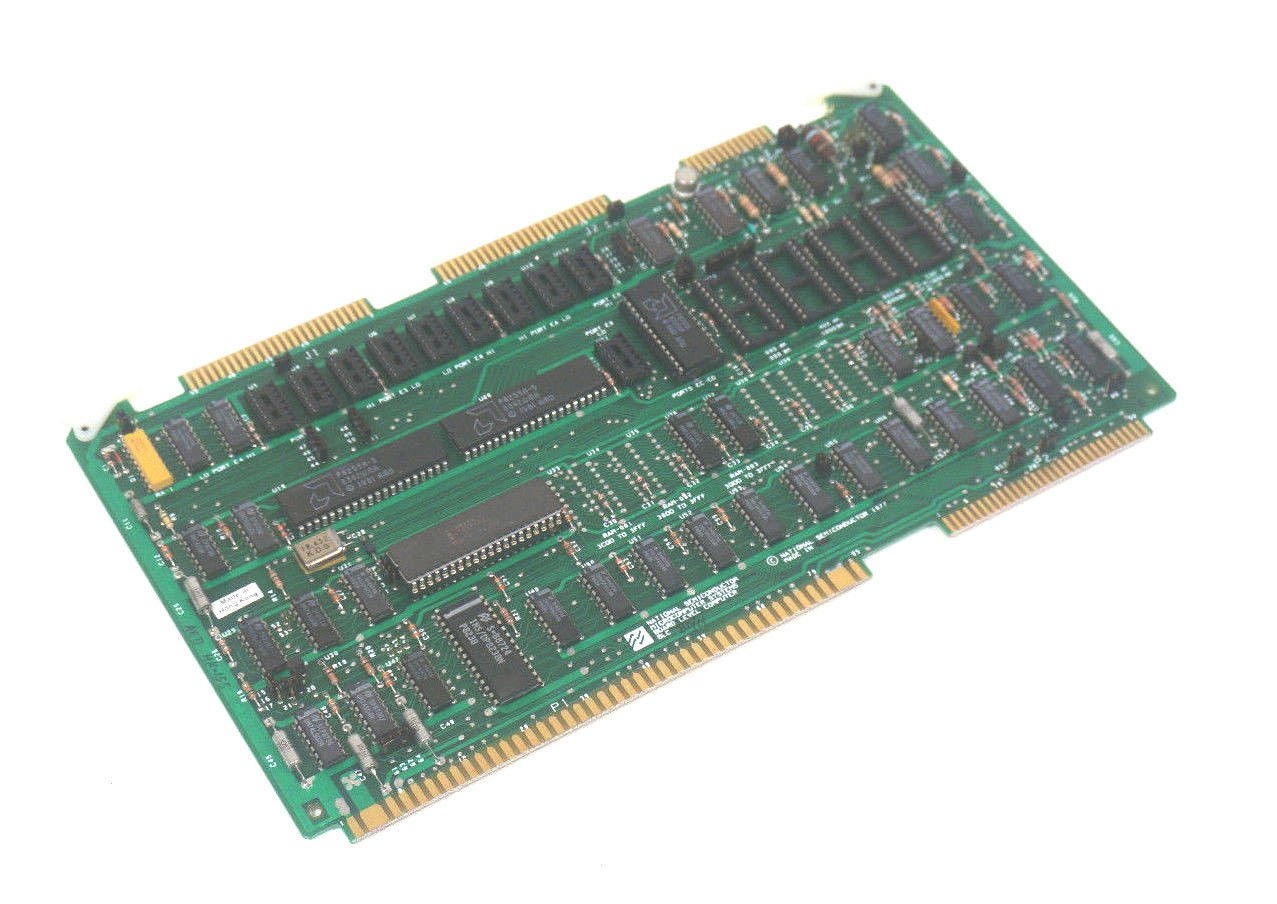 NATIONAL SEMICONDUCTOR 980305532-001 PC BOARD REV. G, 980305532001