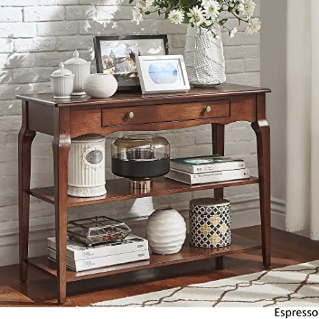 Marvelous Amazon Com Inspire Q Modern Daniella Console Sofa Table Tv Unemploymentrelief Wooden Chair Designs For Living Room Unemploymentrelieforg