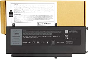 New D2VF9 Laptop Battery Replacement for Dell Inspiron 15 7000 7537 7547 7548 0PXR51 PXR51-11.1V 43WH