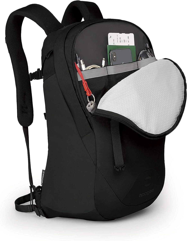 Osprey Quasar Sac à dos loisirs Sac à dos ordinateur portable Sac Sac Black Noir Neuf