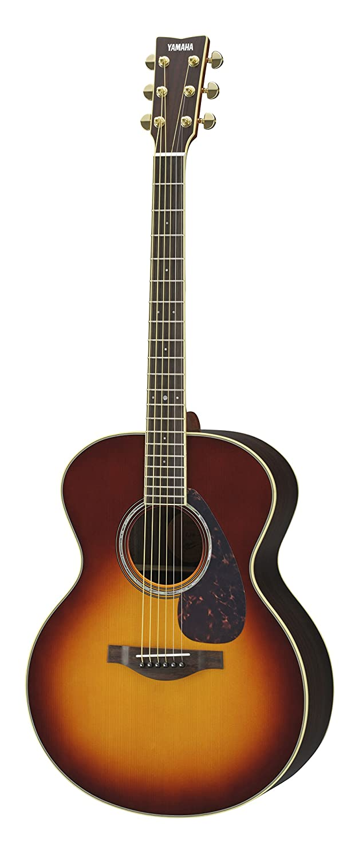 ヤマハ アコースティックギター LJ6 ARE BS パッシブタイプピックアップ搭載 B00IODU0UU