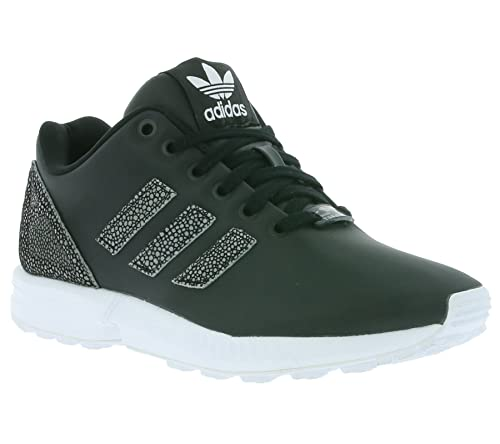 lowest price db65c 329d5 adidas ZX Flux W - Zapatillas para Mujer, Color Negro Blanco, Talla 36   Amazon.es  Zapatos y complementos