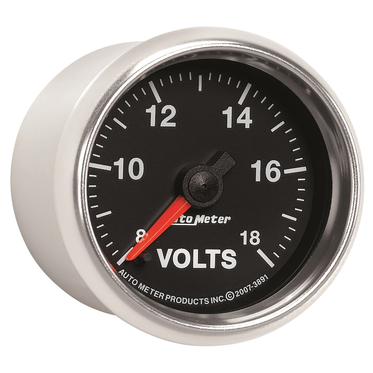 Auto Meter 3891 GS Electric Voltmeter Gauge