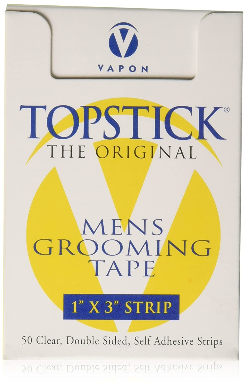 Topstick Clear Hairpiece Tape (1 Roll) Vapon B000F3DXLU