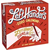 The Left-Hander's 2020 Day-to-Day Calendar