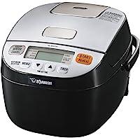 Zojirushi NL-BAC05SB Micom Rice Cooker & Warmer (Silver Black)