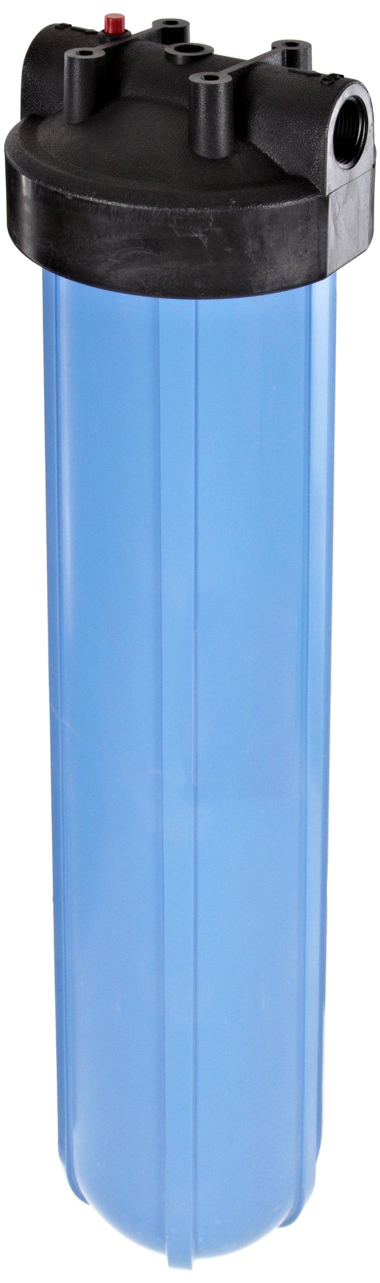 Pentek 150233, Big Blue, 1'' In/Out, #20 Blue/Black, HFPP, w/ PR by Pentek