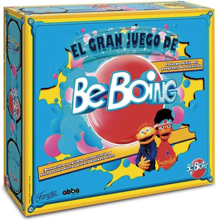 Juegos de Sociedad - Be Boing (Famosa) 700009932: Amazon.es ...
