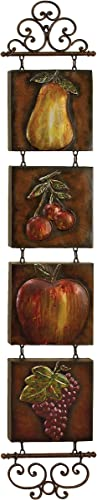 Deco 79 Metal Tile Wall Hanging for Everyone