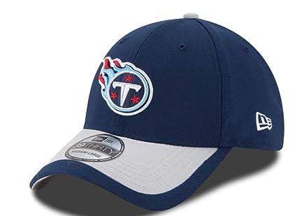 86c75ec55 Tennessee Titans New Era 39THIRTY NFL 2015 On-Field Performance Flex Hat