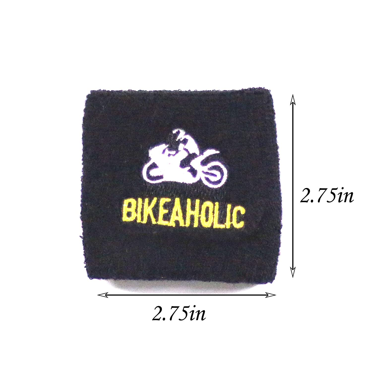 Brake Fluid Reservoir Cover Sock for Motorcycles Sporbikes and Gifts by Moto Loot Moves The Soul