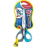"Maped Sensoft 3D Left Handed Scissors  13cm / 5"""