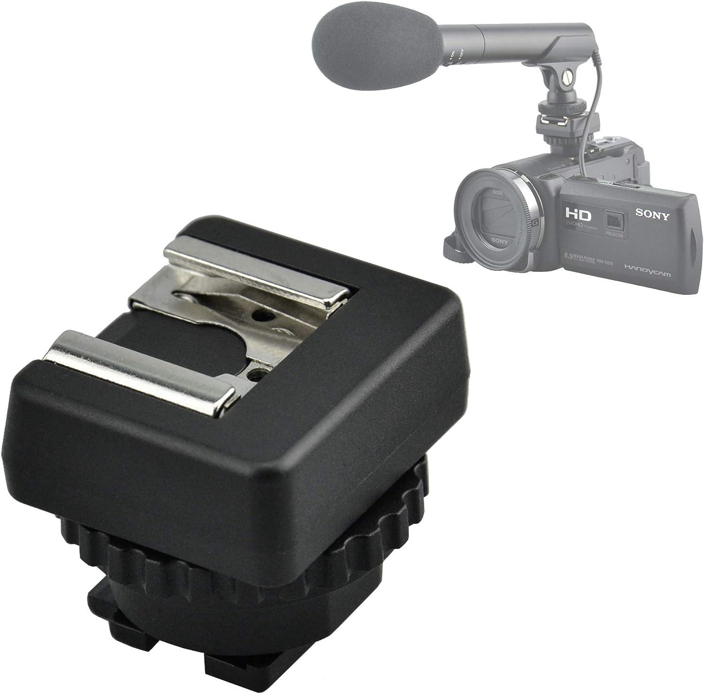 HDR-CX900E Adaptor hot shoe flash for Sony HDR-PJ610E HDR-CX610E