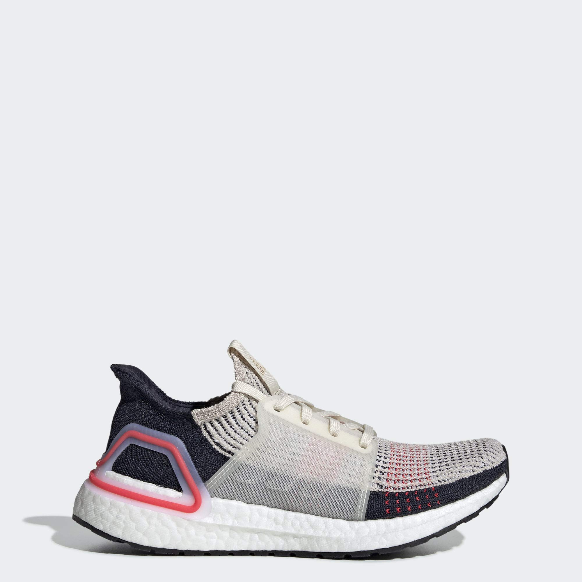 adidas Women's Ultraboost 19, Clear Brown/White/Legend Ink, 8.5 M US by adidas