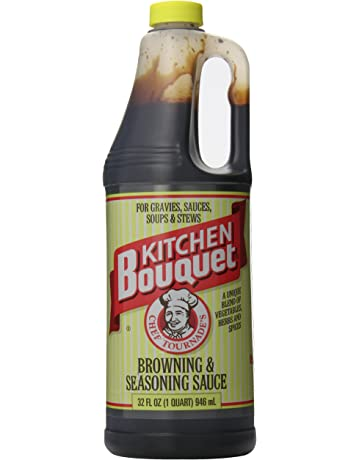 Amazon Com Kitchen Bouquet Browning And Seasoning Sauce 32 Ounce