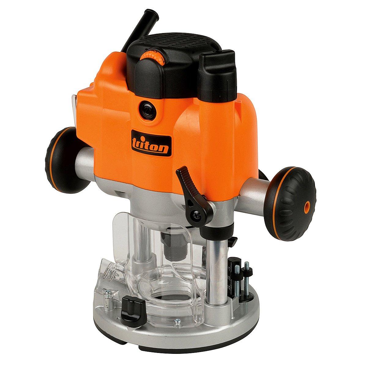 Triton 925837/JOF001 Dé fonceuse plongeante Compact Precision 1010 W