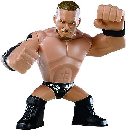 Amazon Com Wwe Rumblers Rampage Action Figures Randy Orton Toys