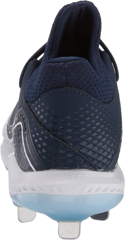 adidas Women's Icon V Bounce W Sneaker Collegiate Navy/Collegiate Navy/Glow Blue