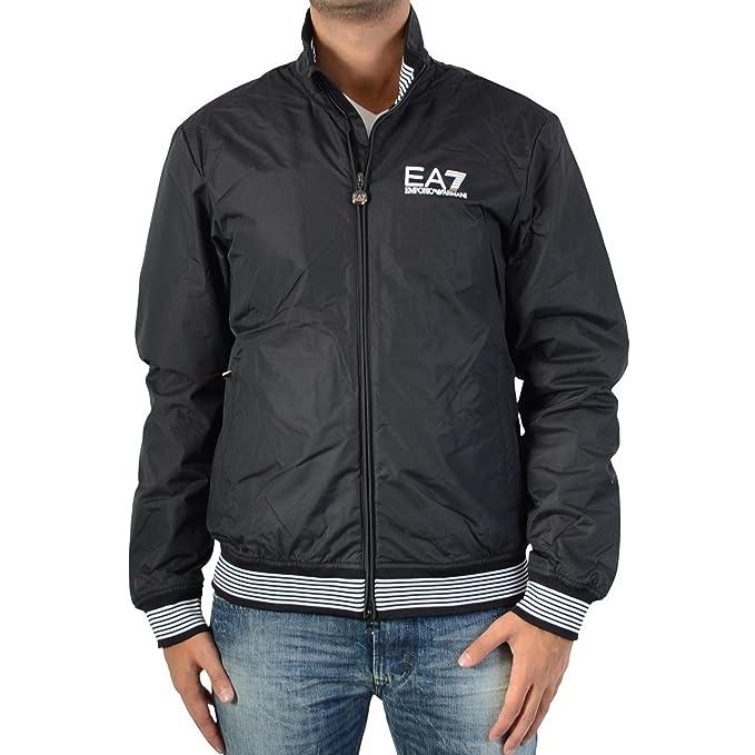 Abajo chaqueta EA7 Emporio Armani 6XPB28 Negro 1200