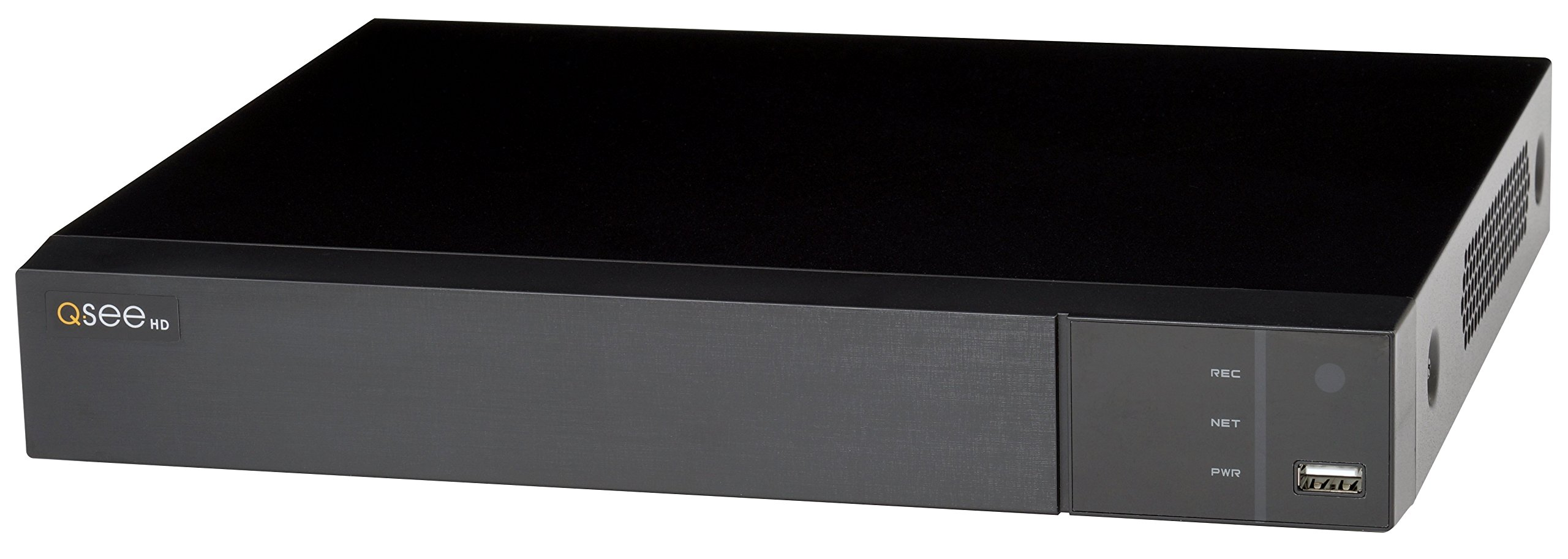 Q-See QTH916-2 | 16-Channel 1080p PIR Enabled HD Analog DVR with 2TB Hard Drive | BNC Surveillance Recorder | Smartphones & Tablets Connect to DVR for Instant Live Viewing | Black