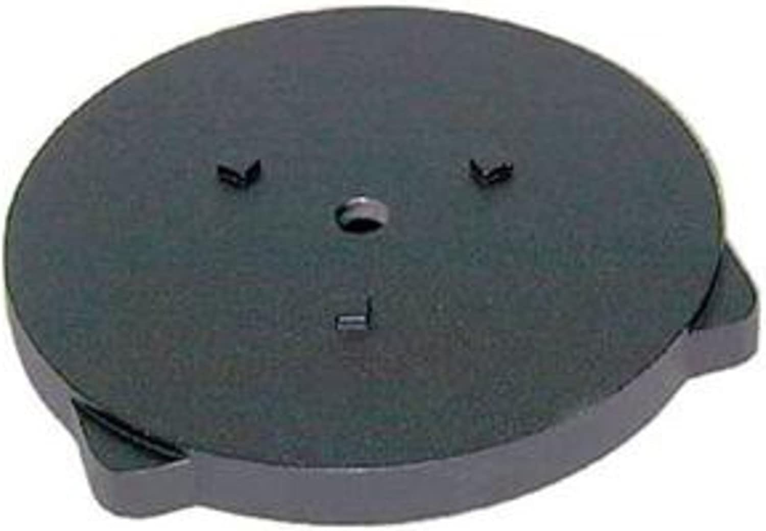 Meade 07389 LX90 Equatorial Wedge Adapter Plate Black