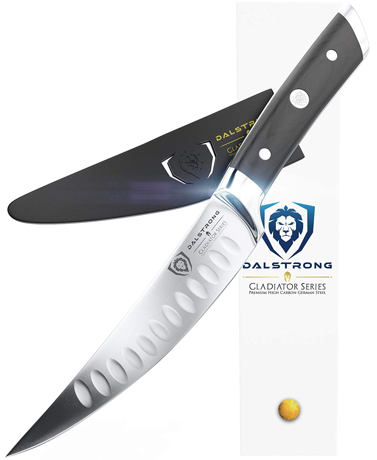 DALSTRONG Gladiator Series Filet & Boning Knife