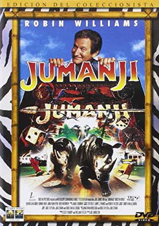 Jumanji [DVD]: Amazon.es: David Alan Grier, Bonnie Hunt, Bebe ...