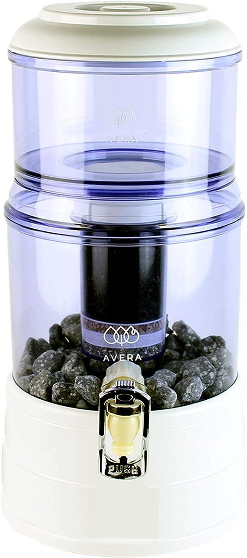 AVERA Purificador de agua. 5 litros. Dispensador y filtro de agua.: Amazon.com.mx: Hogar y Cocina