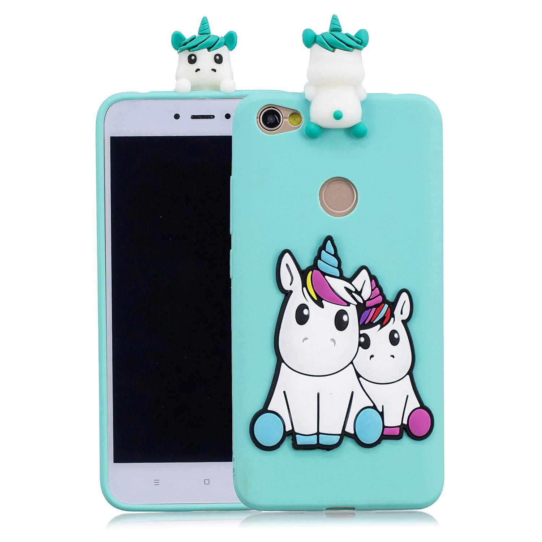 Amazon.com: Lomogo Case for Xiaomi Redmi Note 5A/Y1 Silicone ...