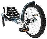 Mobo Shift - Triciclo de 3 Ruedas para Bicicleta Bicicleta Triciclo Reversible para Adultos