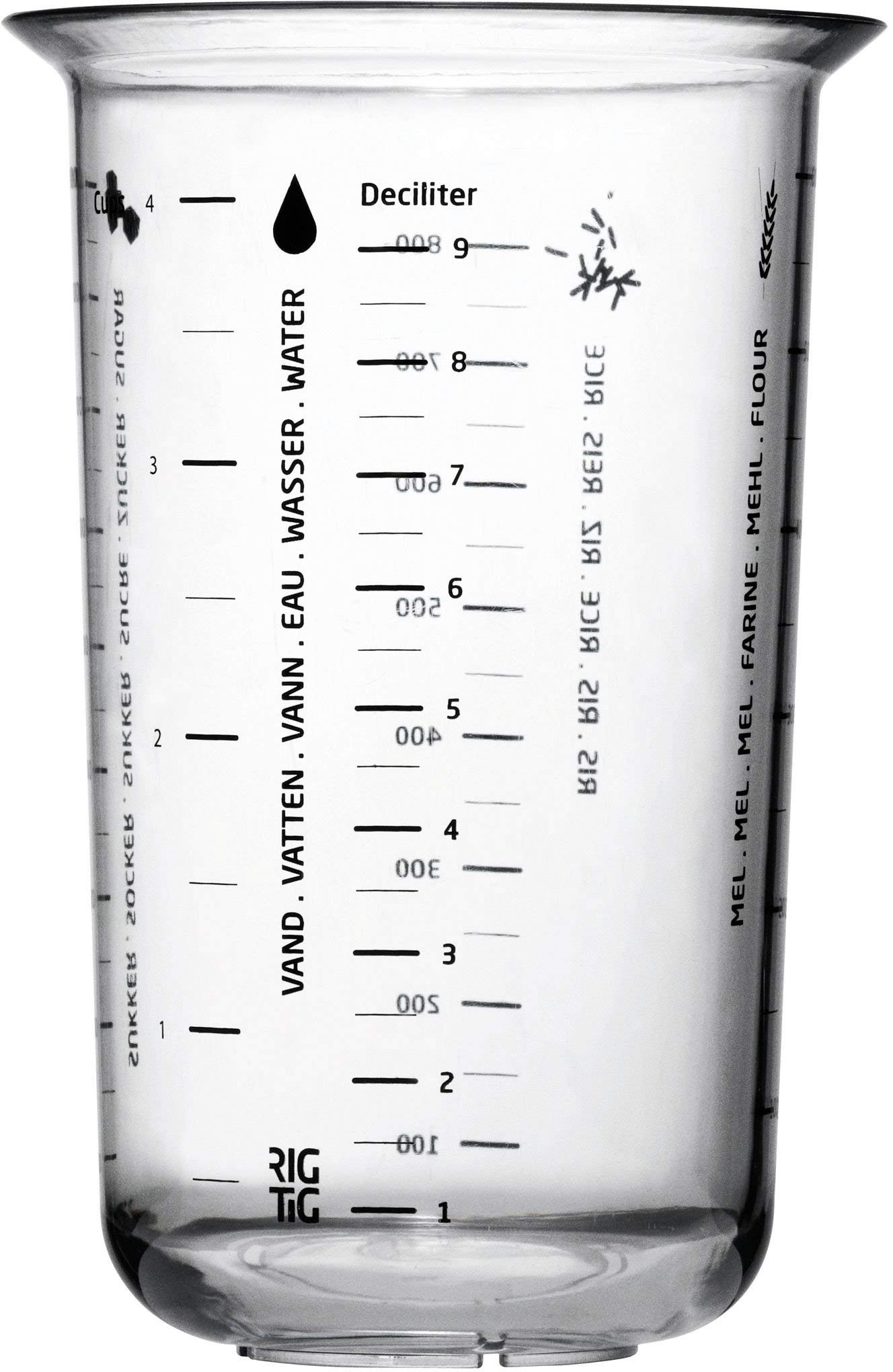 RIG TIG by Stelton Z00203 - Vaso de medir (1 L) product image